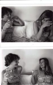 Jill Dawson and Kathryn Heyman