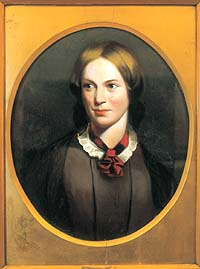 Portrait of Charlotte Brontë by J. H. Thompson  (Creative Commons License)