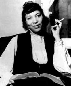 Zora Neale Hurston Every effort has been made to obtain permission to reproduce this photograph