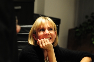 Kate Mosse Copyright: Mark Rusher. Picture used with the kind permission of Orion.