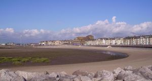 Morecambe by Immanuel Giel (Creative Commons licence)