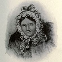 Dorothy Wordsworth (Creative Commons License)