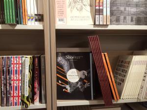 Shooter Literary Magazine available from Foyles