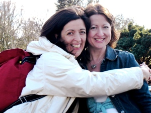 Louise Doughty and Jacqui Lofthouse
