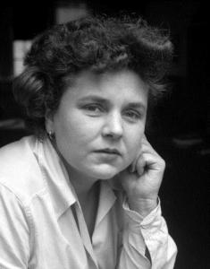 Elizabeth Bishop. Image used with kind permission from the Elizabeth Bishop Society.