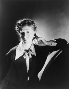 Marianne Moore in 1935. Creative Commons License.