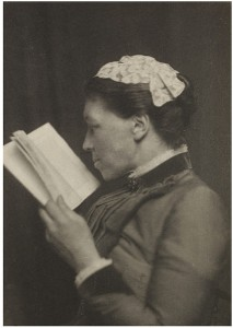 Anne Thackeray Ritchie. This image is in the public domain.