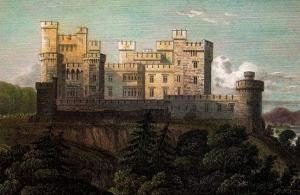 Mitchelstown Castle, now demolished. This image is in the public domain.