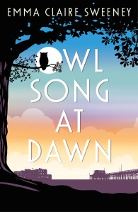 Revealed today: the cover of Owl Song at Dawn