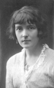 Katherine Mansfield - this image is in the public domain.