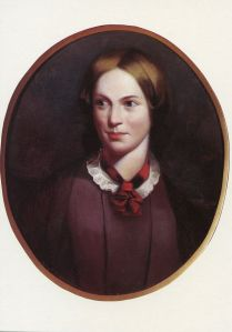 Charlotte Bronte - this image is in the public domain.