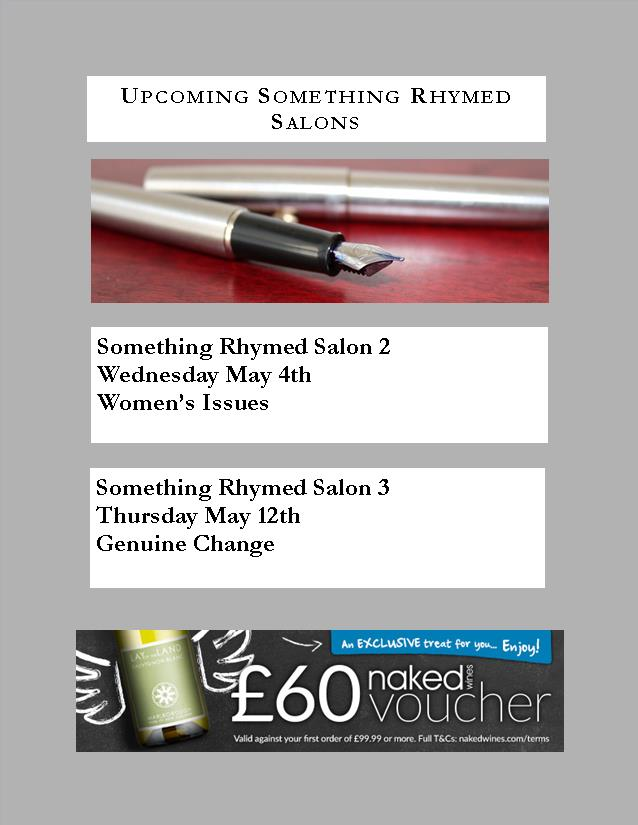 Something Rhymed Salon 2 flyer p3