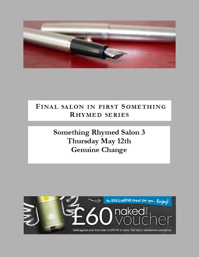 Something Rhymed Salon 3 p3 flyer